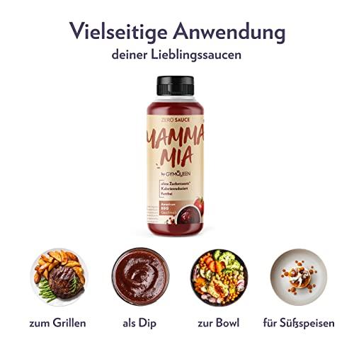 Mamma Mia Low Carb Salat Dressing - 5