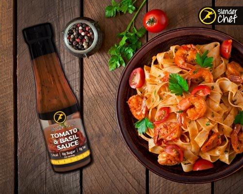 Slender Chef Sauce, Fettfrei und Zuckerfrei – Low Carb Saucen - 4