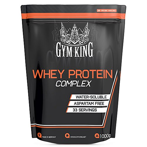 Gym King Whey Protein (1 x 1kg)