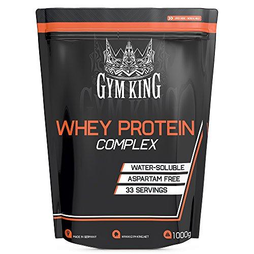 Gym King Whey Protein (1 x 1kg)