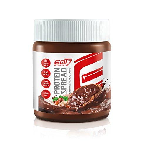 GOT7 Nutrition Protein Spread - Schokoladenaufstrich, 1er Pack (1 x 250 g)