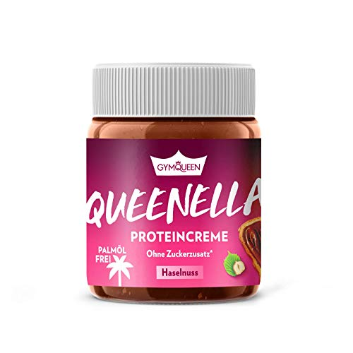 Queenella Low-Carb Haselnusscreme