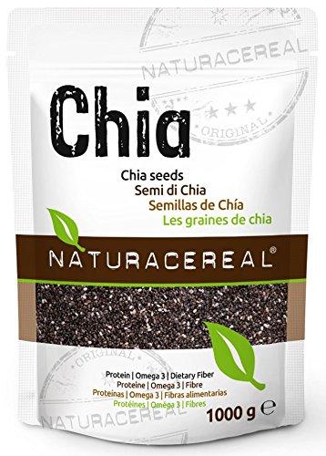 Naturacereal Premium Chia Samen (1 x 1 kg)