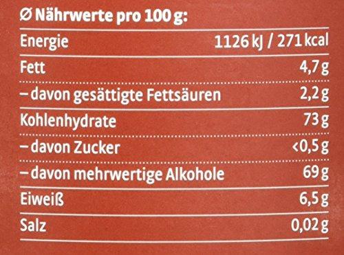 Xucker Trink-Schokolade nur mit Xylit 750 g - 9