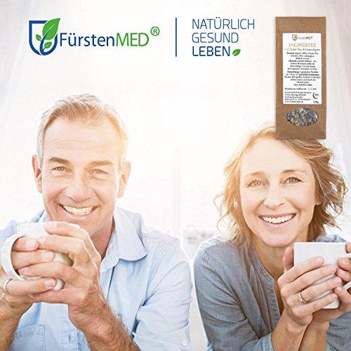 FürstenMED® Natürlicher Ingwertee aus Deutschland – Ohne Zusatzstoffe - 4