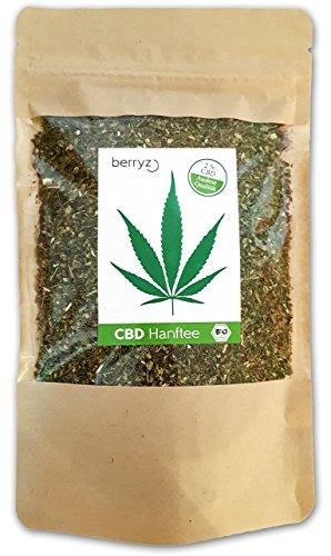 berryz CBD Hanf Tee + Das Original mit 2% CBD