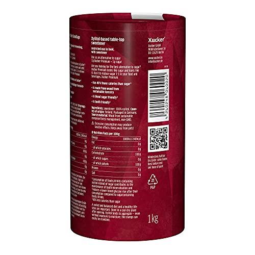 Xucker Premium Xylit – 1er Pack (1 x 1 kg) - 3