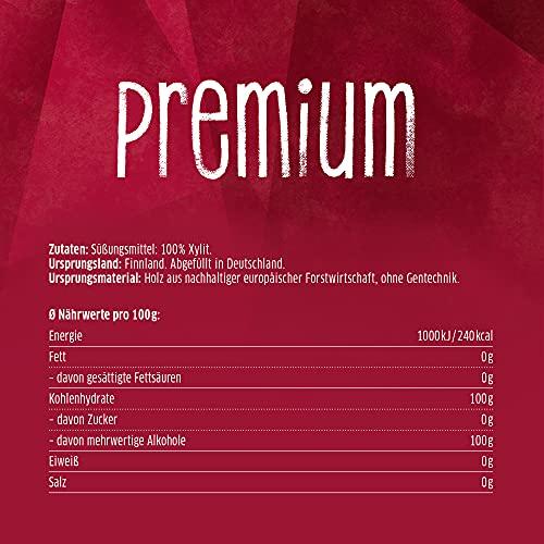 Xucker Premium Xylit – 1er Pack (1 x 1 kg) - 8