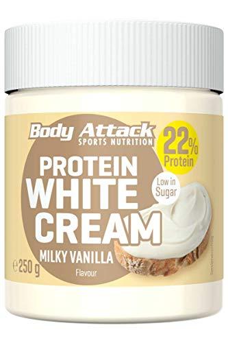 Body Attack Protein Choc, White Choc, 250 g