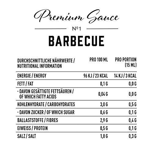 GOT7 Premium Sauce BBQ, 240ml - 2