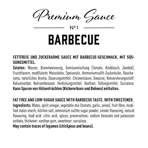 GOT7 Premium Sauce BBQ, 240ml - 3