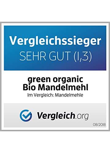 Bio Mandelmehl – Premium, Weiss – 400g - 3