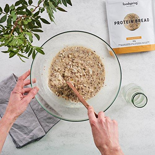 foodspring Proteinbrot, 5er Paket - 3