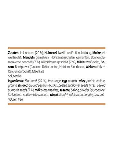 foodspring Proteinbrot, 5er Paket - 7