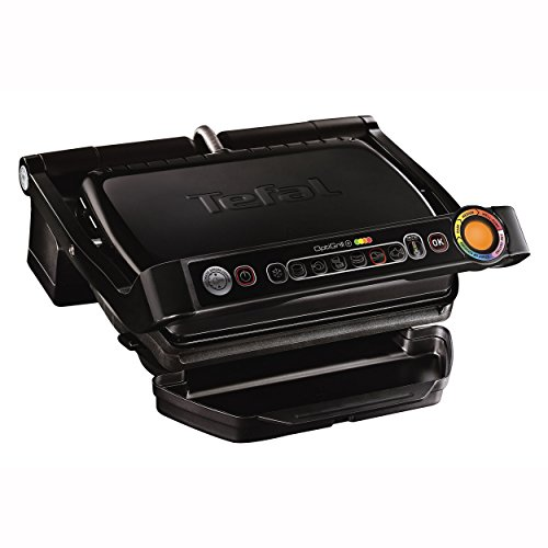 Tefal OptiGrill+ Snacking und Baking GC7148 Kontaktgrill