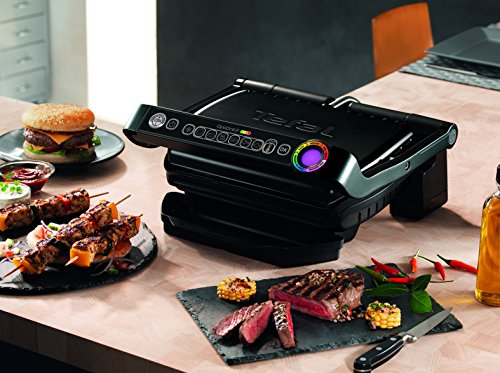 Tefal OptiGrill+ Snacking und Baking GC7148 Kontaktgrill - 4