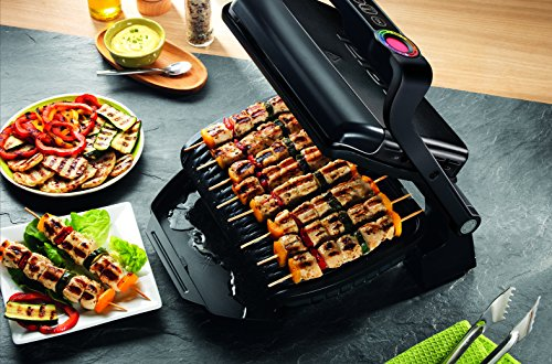 Tefal OptiGrill+ Snacking und Baking GC7148 Kontaktgrill - 5