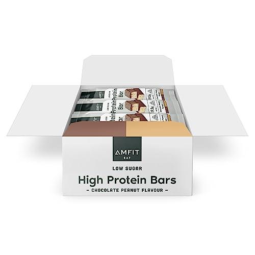 Amfit Nutrition Protein-Riegel 12er Pack (12 x 60g)