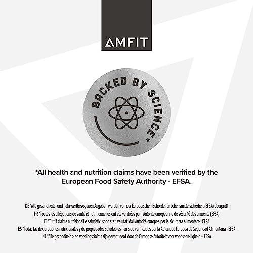 Amfit Nutrition Protein-Riegel 12er Pack (12 x 60g) - 5