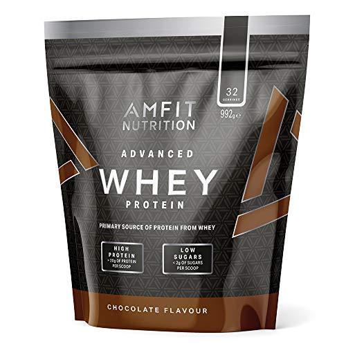 Amfit Nutrition Advanced Whey Protein 992 g - 3