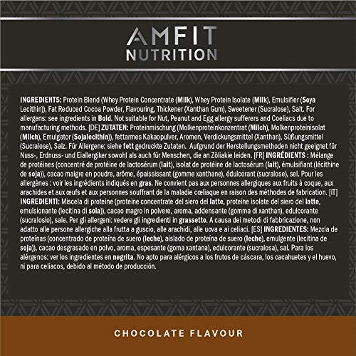 Amfit Nutrition Advanced Whey Protein 992 g - 4