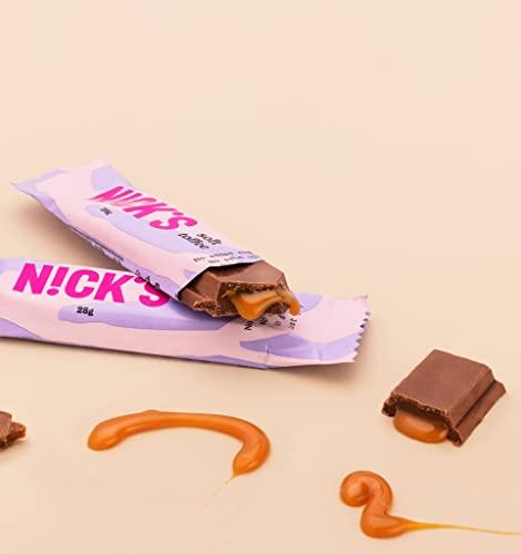 NICKS Chocolate Mix, Testpaket (Schokowaffeln 6 x 40g + Schokladen 6 x 25g) - 3