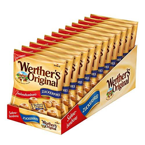 Werther's Original Sahnebonbons zuckerfrei
