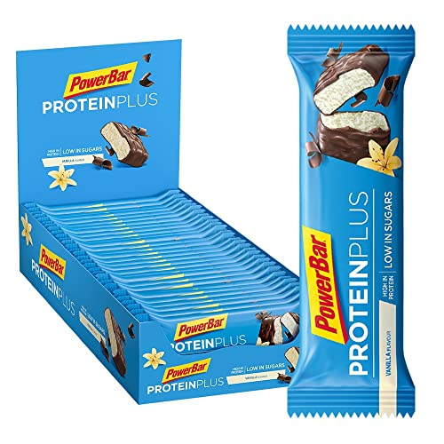 PowerBar Protein Plus Riegel (30 x 35g)