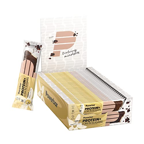 PowerBar Protein Plus Riegel (30 x 35g) - 2