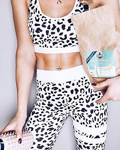 Erdschwalbe BIO Reisprotein 1kg-Beutel – 82% Proteingehalt - 5