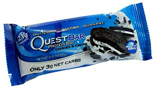 Quest Nutrition Quest Bars, 1 Riegel, 60g