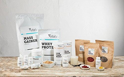 Vitafy essentials Bio Kokosöl (500ml) - 5