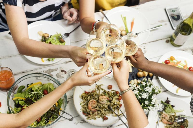 Alkohol in der Low Carb Diät