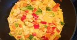 rotes-thai curry