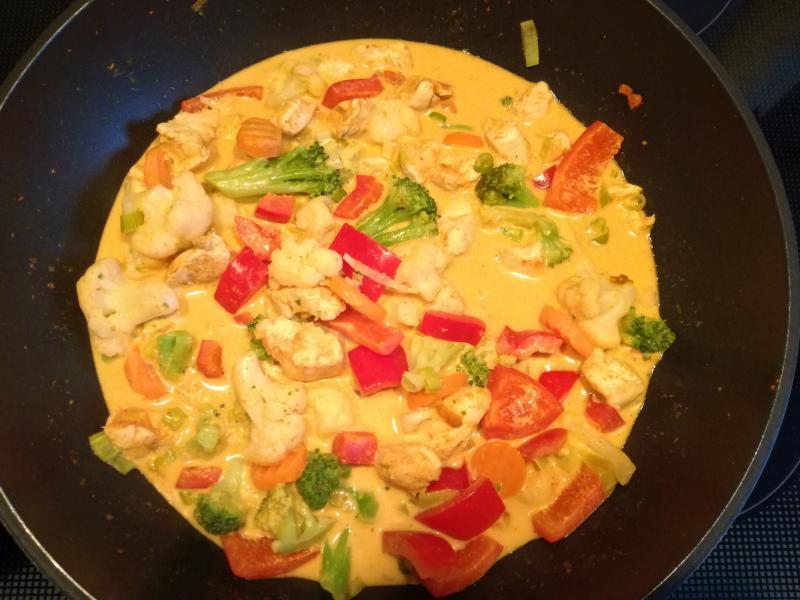 rotes-thai curry