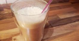 Protein Eiskaffee