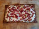 Lizza Rezept Flammkuchen