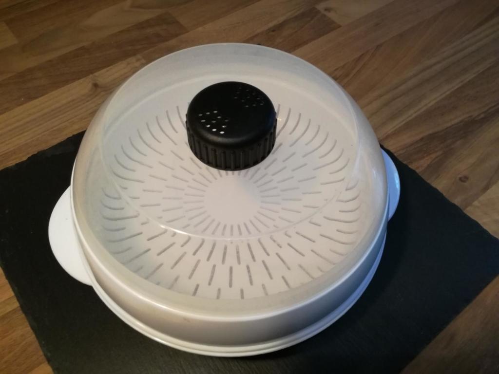 Erfahrungsbericht Mikrowellen Dampfgarer Einfach Low Carb