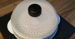 Mikrowellen-Dampfgarer