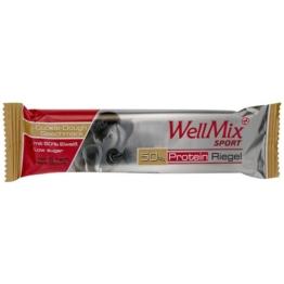 WellMix Sport 50% Protein Riegel Cookie-Dough 1.98 EUR/100 g